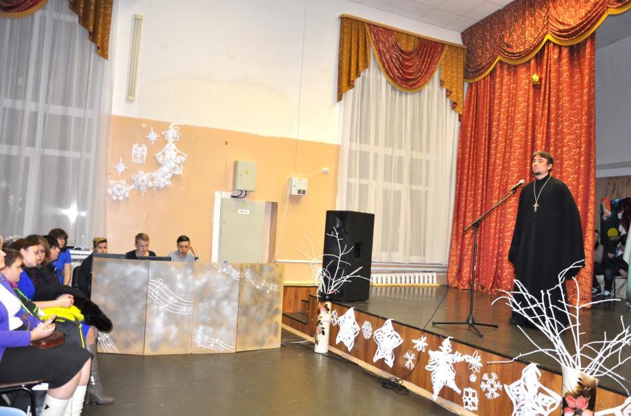 клирик Никольского собора г.Наро-Фоминска свящ. Иоанн Соловей