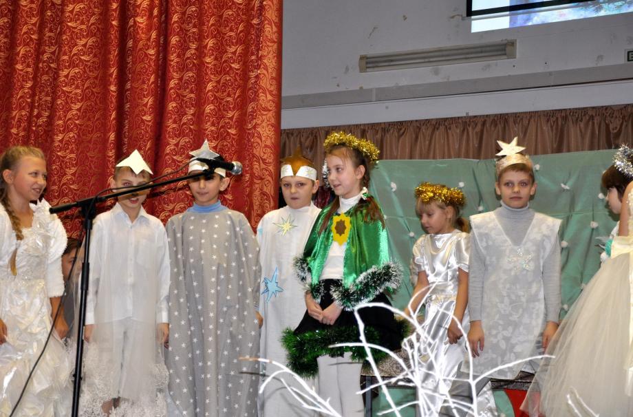 театральная студия «Образ» под руководством Н.С.Еременко