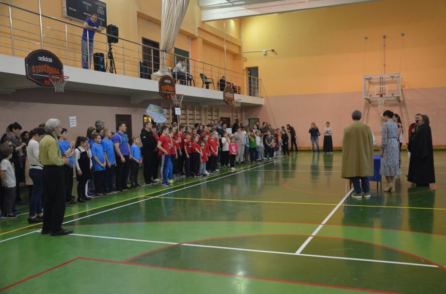 Празднование Дня православной молодежи в Наро-Фоминском благочинии