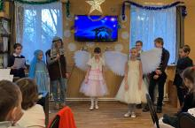 Рождество Христово в воскресной школе Никольского собора