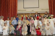 Открытие Общешкольных образовательных Рождественских чтений в МОУ СОШ №6