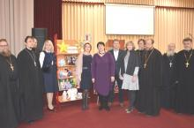 Торжественное открытие IV муниципальных Рождественских образовательных чтений  в Наро-Фоминске