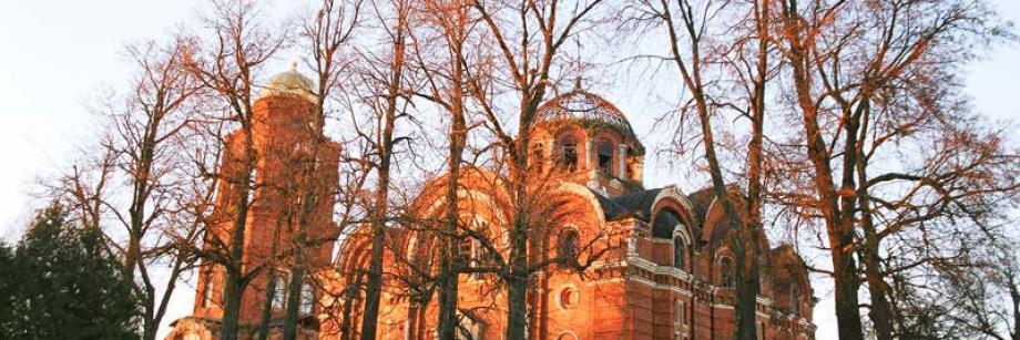 Христорождественская церковь в с. Рождество