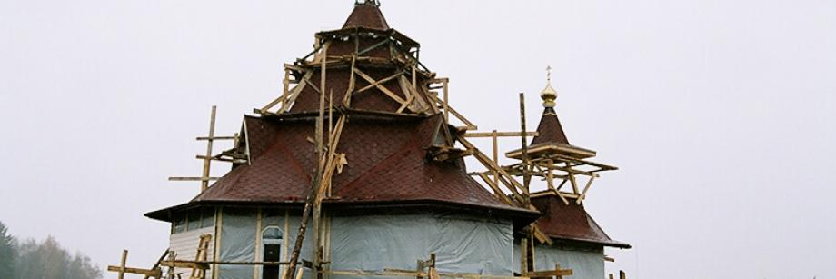 Иоанно-Предтеченский храм, пос. Новая Ольховка