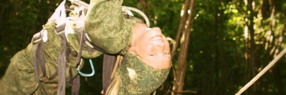 """Военно Патриотический Лагерь """"Верейская застава"""", летний сезон"""